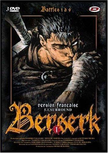Berserk Volume 1 (Version Française) [Édition VF]