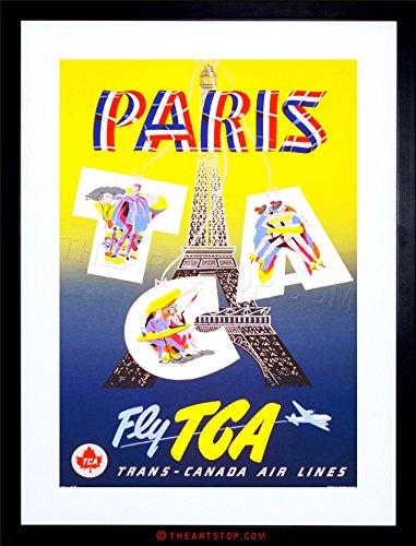 travel-tca-trans-canadian-air-lines-paris-eiffel-canada-framed-print-f12x6956