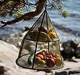 Brettschneider Hängenetz für Obst und Gemüse, Moskitonetz, Insektenschutz für Lebensmittel