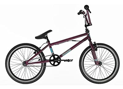 "New Diamondback BMX Option Purple 2015 model 20"" Freestyle tyres"