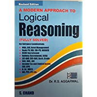 A Modern Approach to Logical Reasoning (Old Edition)