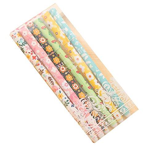 bravoe-flower-design-ballpoint-pen-pack-of-6-boxed-1-floral