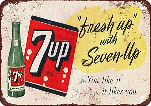 fresh-up-con-7-up-reproduccion-de-aspecto-vintage-metal-sign