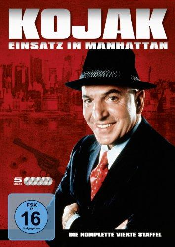 Bild von Kojak - Einsatz in Manhattan: Die komplette vierte Staffel [5 DVDs]