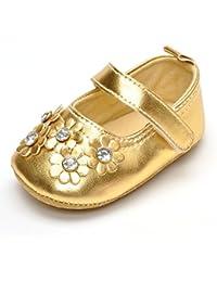 Or Chaussures bébé fille / Chaussures bébé