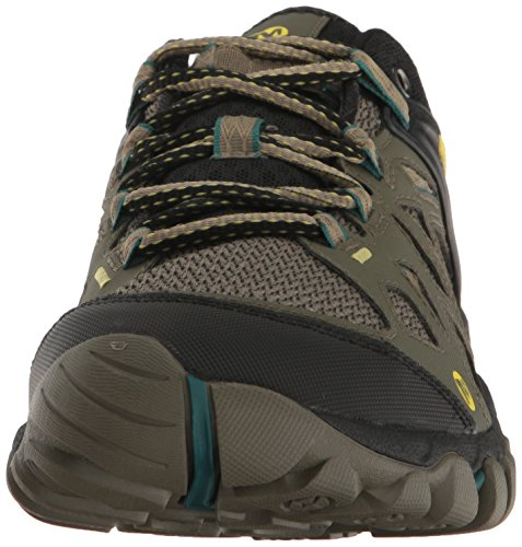 Merrell - ALL OUT BLAZE AERO SPORT, Scarpe da escursionismo Uomo Verde (Dusty Olive)