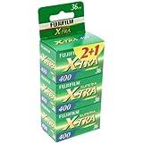 Fuji Superia X-TRA 400-36 film (kleur, 3-pack)