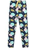 Peppa Pig Pantaloni di pigiama per Uomo Papà Pig Multicolore Large