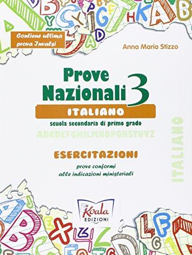 Esercitazioni italiano. Per la Scuola media: 3
