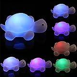 Gaddrt Led light Licht Turtle LED 7 Farbwechsel Nachtlicht Lampe Party bunt 10 * 8 * 4cm