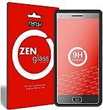 nandu I ZenGlass Flexible Glas-Folie für BlackBerry Motion Panzerfolie I Bildschirm-Schutzfolie 9H I (Kleiner Als Das Gewölbte Bildschirm)