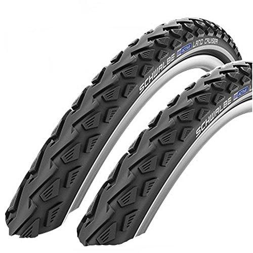 "Schwalbe Land Cruiser 26\"" x 2.0 Mountain Bike Tyres (Pair)"