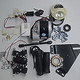 MY1016Z2 36v 250w brush motor E Bike / electric bicycle conversation Kit