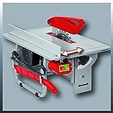 Einhell Tischkreissäge TC-TS 820 (800 W, Sägeblatt-Ø 200 mm, max. Schnitthöhe 45 mm, Tischgröße 500 x 335 mm) -