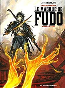 Le Masque de Fudo Edition simple Tome 3