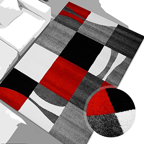 alfombra-modern-moda-oko-tex-baldosas-color-crema-gris-rojo-varios-tamanos-80-cm-x-300-cm