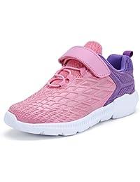 cheaper 81e5c d4149 AFFINEST Scarpe Sportive Bambini e Ragazzi Scarpe da Corsa Ginnastica  Respirabile Mesh Running Sneakers Fitness Casual