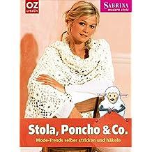 Suchergebnis Auf Amazonde Für Poncho Häkeln Bücher