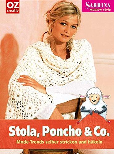 Poncho Zum Stricken Was Einkaufende