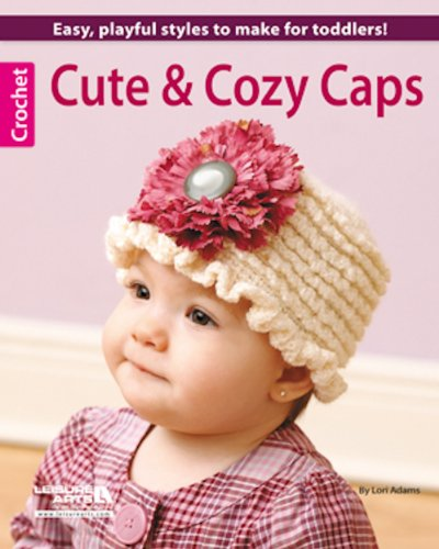 Cute & Cozy Caps (English Edition)
