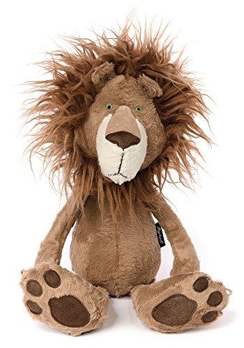 ür Erwachsene und Kinder, Löwe, Brave Hair, BeastsTown, Braun, 38715 ()