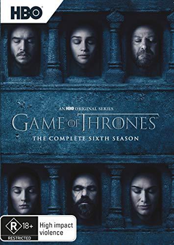 game of thrones 6 staffel Game of Thrones - Die komplette sechste Staffel [US-Import]