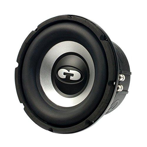 CDT Audio QES-820 klangstarker 20cm 400W Subwoofer für SQL, 4 Ohm 400w 4 Ohm Subwoofer