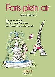 Le Petit livre de - Paris plein air