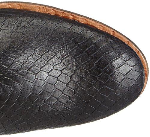 Ecco - Stivali, Donna Nero (Schwarz (BlackLeather w. Snake Print01001))