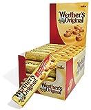 STORK WERTHER'S ORIGINAL Caramelle mou alla crema di latte. Confezione da 24pz x 50gr.