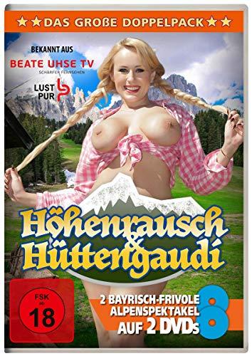 Höhenrausch und Hüttengaudi - Ein frivoles Alpenspektakel [2 DVDs]