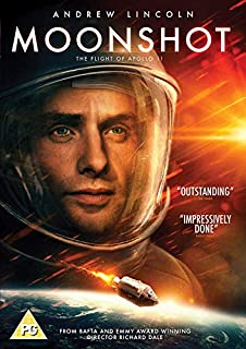 Moonshot - The Flight of Apollo 11 ( Starring Andrew Lincoln and Anna Maxwell Martin )