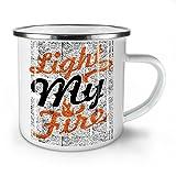 Best Light My Fire Friend Lights - Light My Fire Text Slogan Flame Life White Review