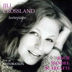 Jill Crossland-Fortepiano