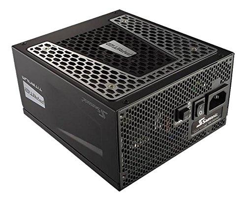 Preisvergleich Produktbild Seasonic PRIME Titanium 1000W ATX23 schwarz,, SSR-1000TD