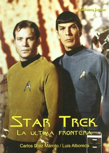 Star Trek. La última frontera (Cine (jaguar)) por Carlos Díaz Maroto