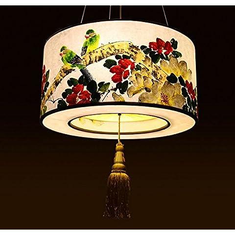 FEI&S Cinese-stile di pittura di inchiostro soggiorno