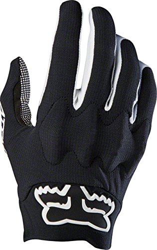 Fox Attack - Guantes largos - blanco/negro Talla L 2017