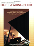 Alfred's Basic Adult Piano Course: Sight Reading Book, Level 1