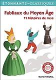Fabliaux du Moyen Âge. 11 histoires de ruse (GF Etonnants classiques) (French Edition)