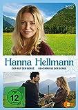 DVD Cover 'Hanna Hellmann - Der Ruf der Berge / Geheimnisse der Berge [2 DVDs]