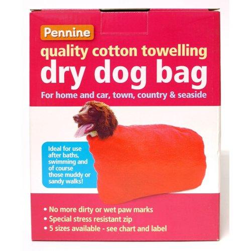 Artikelbild: Dri Dogs Dry Dog Towel Bag Size 4