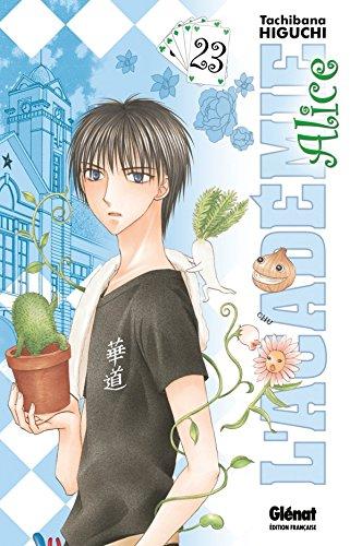 L'académie Alice, Tome 23 : por Tachibana Higuchi