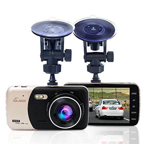 VD-H90-BK Autokameras