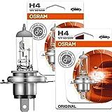OSRAM H4 12V 60/55W Original Halogen PKW KFZ Glühlampe 64193-01B P43t 2 Stück