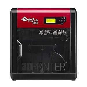 XYZ Printing da Vinci 1.0 Pro 3D printer, Open Filament, FREE for: £12 300g PLA filament, £15 maintenance tools, modelling software, and video tutorials, Upgradable Laser Engraver, 20x20x20cm Built Vol.