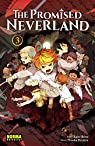 The Promised Neverland 3 par Posuka Demizu Kiau Shirai