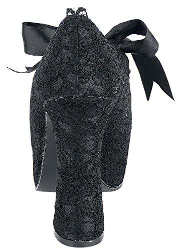 Demonia Demon Tacco alto nero Nero