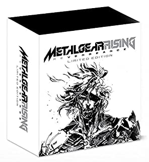 Metal Gear Rising : Revengeance - édition limitée (B00AQR3GEO) | Amazon price tracker / tracking, Amazon price history charts, Amazon price watches, Amazon price drop alerts