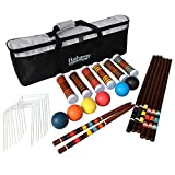 Hathaway 6-player Croquet Set by Hathaway